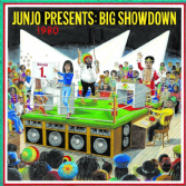 Junjo/Barrington Levy - Junjo Presents: Big Showdown (Greensleeves) 2xCD